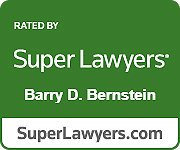 "Barry Bernstein selected as a Maryland ""Super Lawyer"" in 2020 by Baltimore Magazine and Maryland Super Lawyers Magazine"