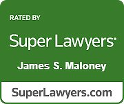 """James Maloney selected as a Maryland """"Super Lawyer"""" by Maryland Super Lawyers Magazine for 2019 – 2020"""