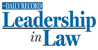Leadership in Law Award - (November 2013)
